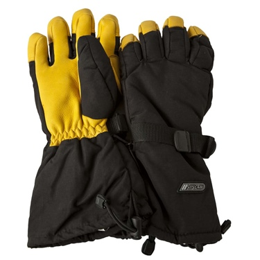 Ganka Men's Leather Palm Glove