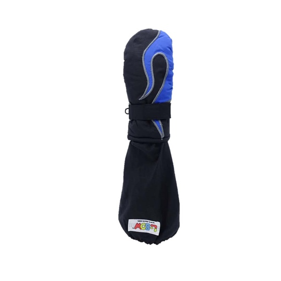 L-Bow Boys Flame Mitten 4-7