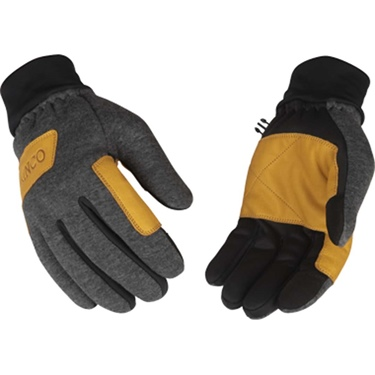 Kinco Lined Lghtwght Hybrid Glove