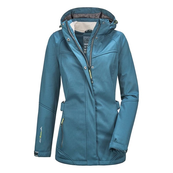 Killtec Women's Narke Hooded Softshell Jacket