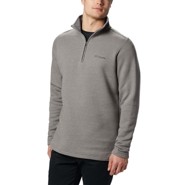 Columbia Men's Great Hart Mountain III 1/2 Zip Fleece