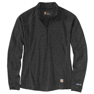 Carhartt Women's Base Force Heavy Weight 1/4 Zip