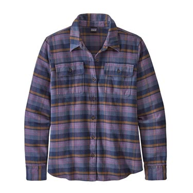 Patagonia Women's L/S Fjord Flannel Shirt