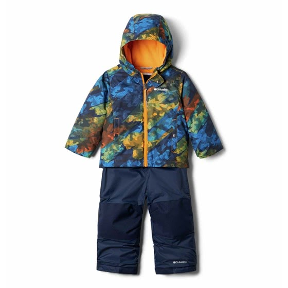 Columbia Toddlers Frosty Slope Set