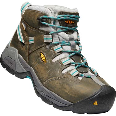 Keen Women's Steel Toe Detroit XT Waterproof Hiker