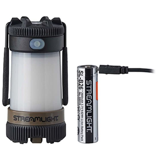 Streamlight Siege X USB Coyote Outdoor Lantern