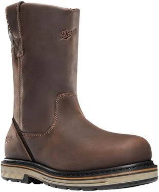 "Danner Men's  11"" Steel Toe Steel Yard Wellington"