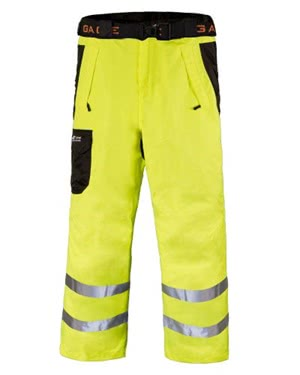 Grundens Men's Weather Watch High-Vis Pant