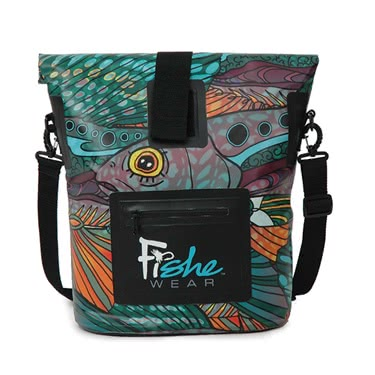 Fishe Wear Groovy Grayling Dry Bag