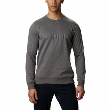 Columbia Men's Columbia Logo Fleece Crew
