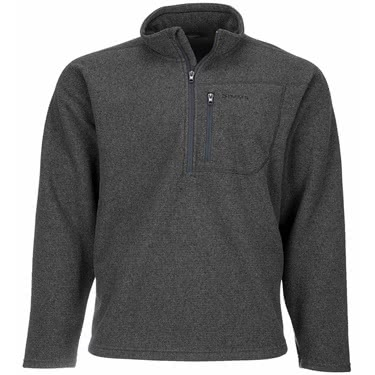 Simms Men's Rivershed 1/4 Zip