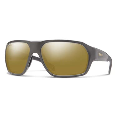 Smith Deckboss Matte Gravy ChromaPop Polarized Brown