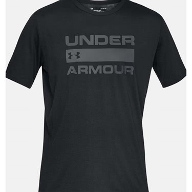 Under Armour Men's Team Wordmark SS
