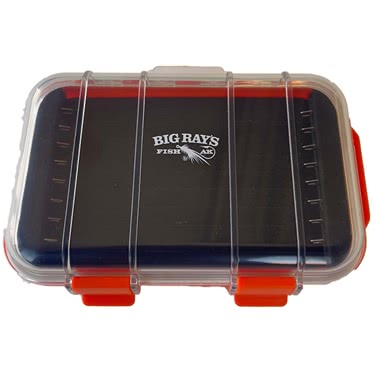 Big Ray's H20 Proof Articulated Fly Box