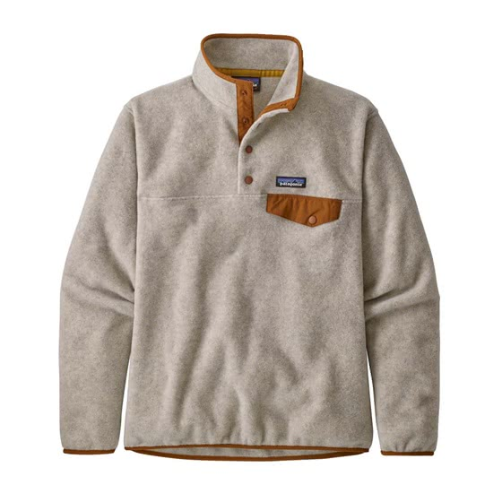 Patagonia Women's Lightweight Synchilla Snap Pullover
