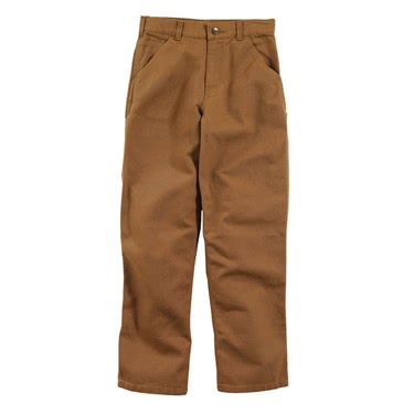 Carhartt Kid's Washed Duck Dungaree (8-16)